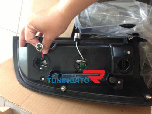 Стоп-сигналы диодные для HILUX VIGO PICK UP 2012г