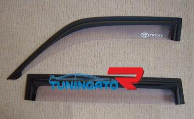 Ветровики дверные LAND CRUISER PRADO (96-01)