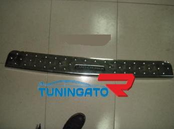 Накладка на задний бампер 609(FJ100-B042)_2 LAND CRUISER CYGNUS
