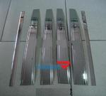 Хромированные накладки на дверные стойки PC-T17 TOYOTA CYGNUS