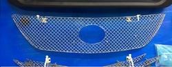 Хром накладка в решетку радиатора для Toyota Harrier \ Lexus RX 2003-12г.