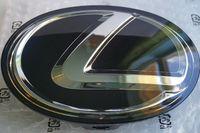 Стеклянная эмблема на решетку Lexus GX460