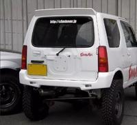 Задний бампер Climb Max для Suzuki Jimny 23 кузова