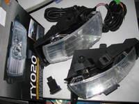 Противотуманные фары в бампер TY020 TOYOTA COROLLA (2003-)