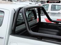 """Защитная дуга """"Actyon"""" в кузов для Nissan Navara D40\ Frontier"""