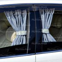 Автомобильные шторы «Premium» Серый
