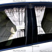 Автомобильные шторы «Premium» Бежевый