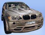 Бампер Platinum на BMW X5 E53