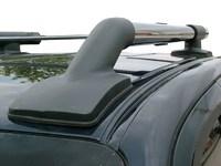 Рейлинги из экструдированных алюмин. труб для Nissan NP300 \ Paladin