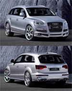 Обвес Nothelle на Audi Q7