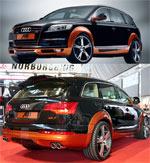 Обвес ABT на Audi Q7