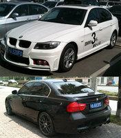 Аэродинамический обвес WALD Sports Line для BMW 3-Series E90 рестайлинг