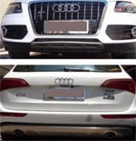 Передние тормоза для Audi Q5