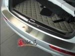 Audi Q5 Накладка на задний бампер S-Line