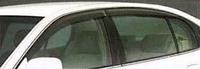 Ветровики дверные 08611-30140 оригенал, Япония TOYOTA ARISTO JZS16# (97-00)