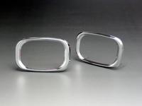 Хромированные накладки на поворотники, комплект 2шт., новые, Япония для Toyota -  Caldina(2003~)