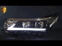 Фары в стиле Lexus для Toyota Corolla 2012-2015г