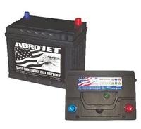Аккумуляторная батарея ABRO MASTERS SMF-75D23R ССА 555 а/ч 70
