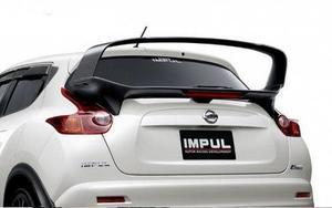 Спойлер IMPUL оригинал на Nissan Juke