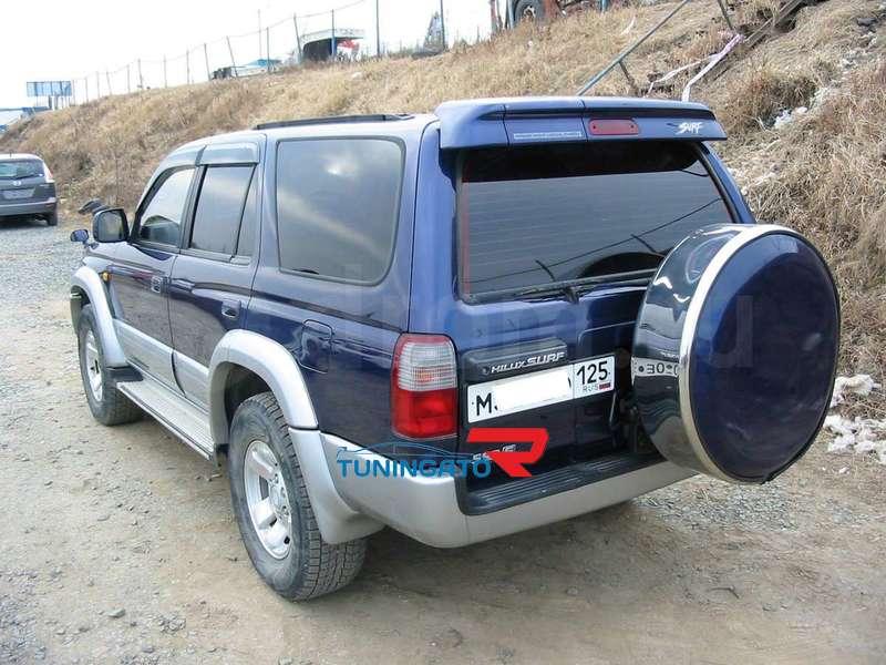 Колпак на запасное колеса для TOYOTA HILUX SURF / 4 RUNNER