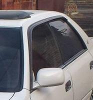 Ветровеки на двери для Toyota Crown 96-00г.