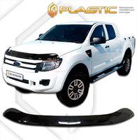 Дефлектор капота для Ford Ranger 2011-15г