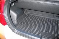 Коврик в багажник полиуретановый (черный) TOYOTA VITZ \ YARIS (2005-)