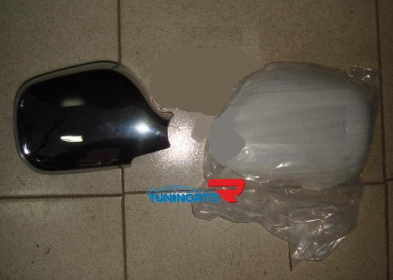 Хромированные накладки на зеркала для TOYOTA IPSUM / PICNIC (96-01)