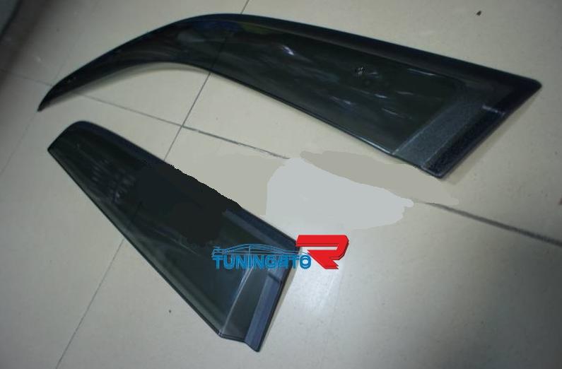 Ветровики на двери с крепежами для TOYOTA IPSUM / PICNIC (96-00)