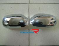 Хромированные накладки на зеркала заднего вида для TOYOTA MARK2 GZX90 (93-96)