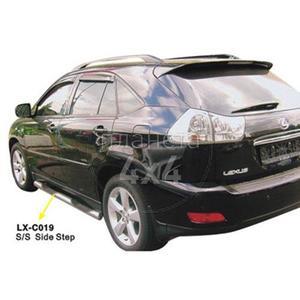 Подножки боковые LX-C019 TOYOTA HARRIER (2002- 2006)
