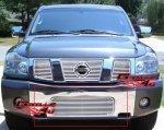 Решетка бампера хром для Nissan Armada Nissan Titan 04-10