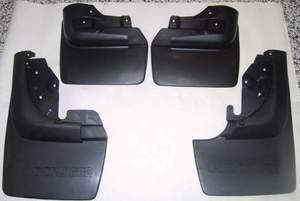 Брызговики комплект LAND CRUISER 80 (90-97)