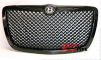Решетка радиатора black Bently style для Chrysler 300C