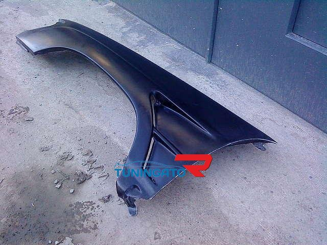 Крылья с жабрами для Subaru Forester SF5-9