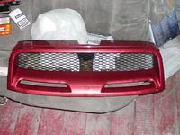 Решетка радиатора STI cross sport Subaru Forester SG
