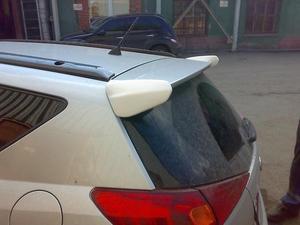 Накладки на спойлер c-one на Toyota Сaldina 241-246 кузов