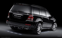 "Обвес задний в стиле ""BRABUS"" для Mercedes GL (X164)"