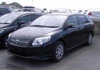 Фары линзовые NEW для Toyota Axio 2007+