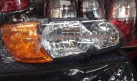Фары и габариты передние хрусталь для Toyota IPSUM 1996-2001г.