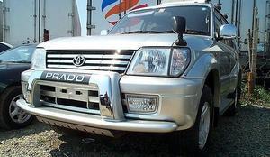 Кенгурятник передний 309 LAND CRUISER PRADO (96-01)