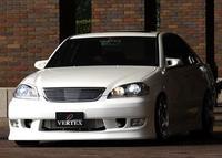 Аеродинамический обвеса Vertex, реплика, из стеклопластика FRP, новый на Toyota Mark 2 JZX110. до рестаил
