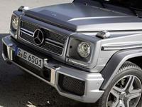 Бампер передний AMG для Mercedes G-Class W463