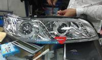 Тюнинговые фары хром для Toyota Mark 2 92-96г. GX90