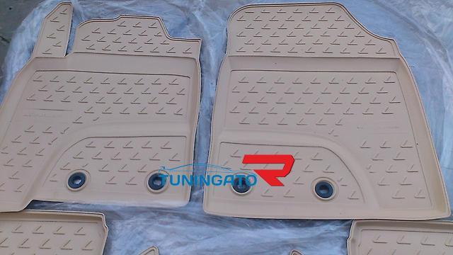 Коврики для Lexus LX570 2012