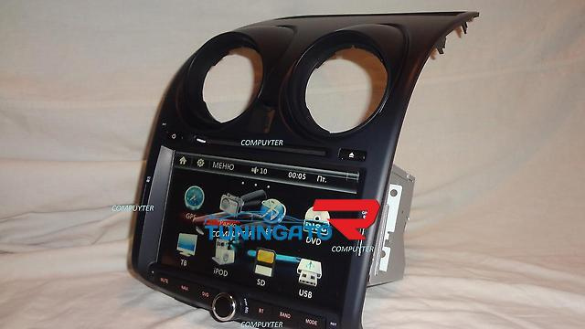 Автомагнитола для Nissan Qashqai / Dualis 2006-2013