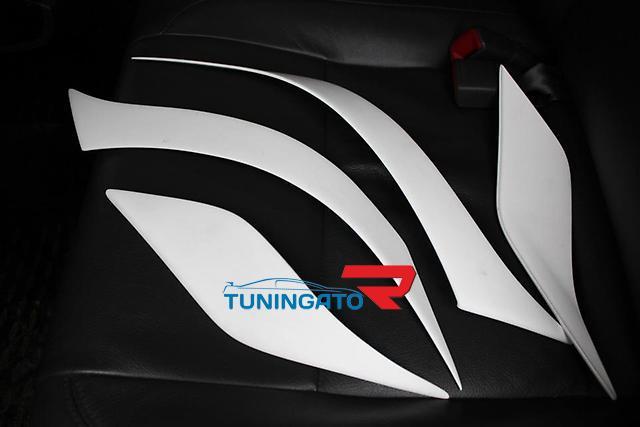 Реснички на фары для Toyota Prius 2003г.-