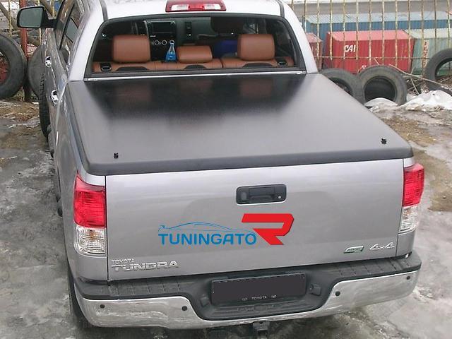 Крышки кузова жесткая для Mitsubishi L200 2007-
