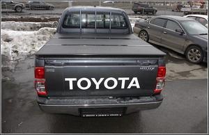 Крышка кузова 3х секционная для Toyota Hilux