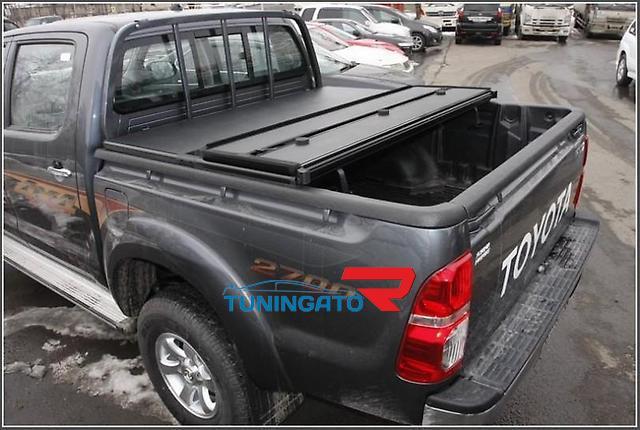 Крышки кузова 3х секционная для Toyota Hilux